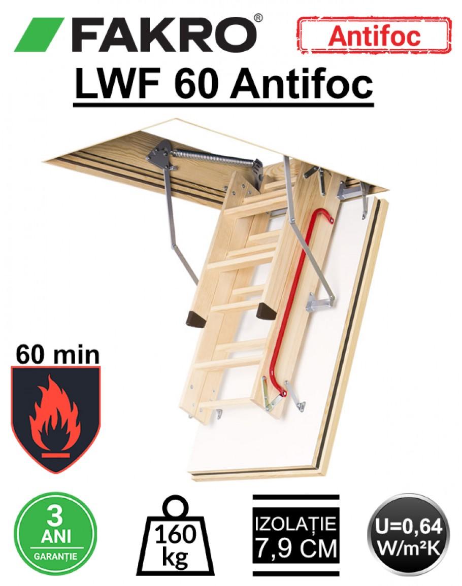 LWF 60 Antifoc