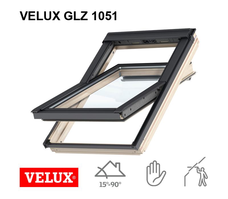 Fereastra de mansarda Velux Gzl1051