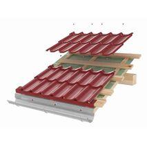 Tigla metalica Roofart dublu-modulara Mat  Premium Nordic