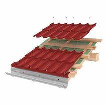 Tigla metalica Roofart dublu-modulara Mat Structurat