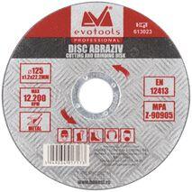 Disc Abraziv A60 Etp  125/ 1.2