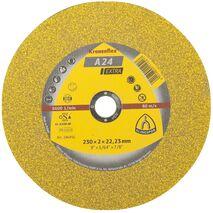 DISC ABRAZIV KLINGSPOR  A24  EXTRA 230-2