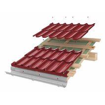 Tigla metalica Roofart dublu-modulara Standard Lucios