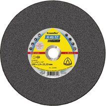 Disc abraziv klingspor A46 TZ special